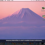 How to clear your browser cache (Mac)