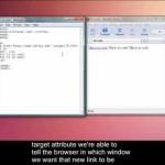 Writing HTML Source: Creating Links
