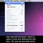 Writing HTML Source: Using TextEdit (Mac) to Create HTML files