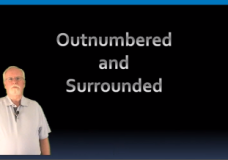 Outnumbered and Surrounded – Online Faculty Support at the SDCCD