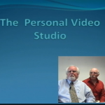 Introduction to the Personal Video Studio