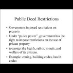 Real Estate 101 – Real Estate Principles – Chapter 3 Lecture