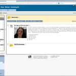 Bb Rubrics Part 3 – How an Instructor Grades with a Blackboard Rubric