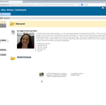 Bb Rubrics Part 4 – Viewing My Grades and Accessing Rubric Feedback as a Student