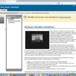 Using Mark Reviewed in Module 2 of the Online Faculty Training and Certification Program