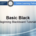 Basic Black – Create and Grade an Assignment