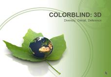 Colorblind: 3D – Diversity, Denial, Deference