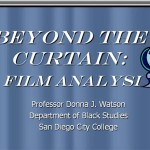 Beyond the Curtain: Film Analysis