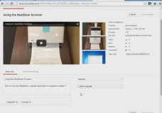 Setting YouTube Video Security Options