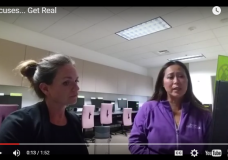 Get Real – Using Video to Engage Online Learners