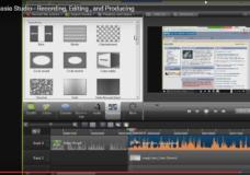 Camtasia Studio – Recording, Editing , and Producing